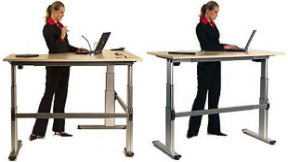 Sit Too Much? Build a Standing Desk